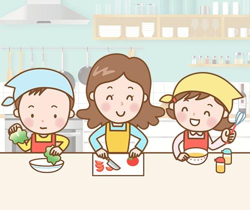 子供に家事のお手伝いをさせよう!のアイキャッチ画像