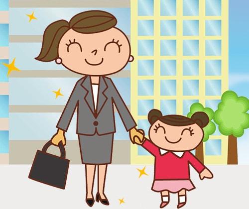 ブランクありでも不安なし!子育て専業主婦からの再就職のアイキャッチ画像