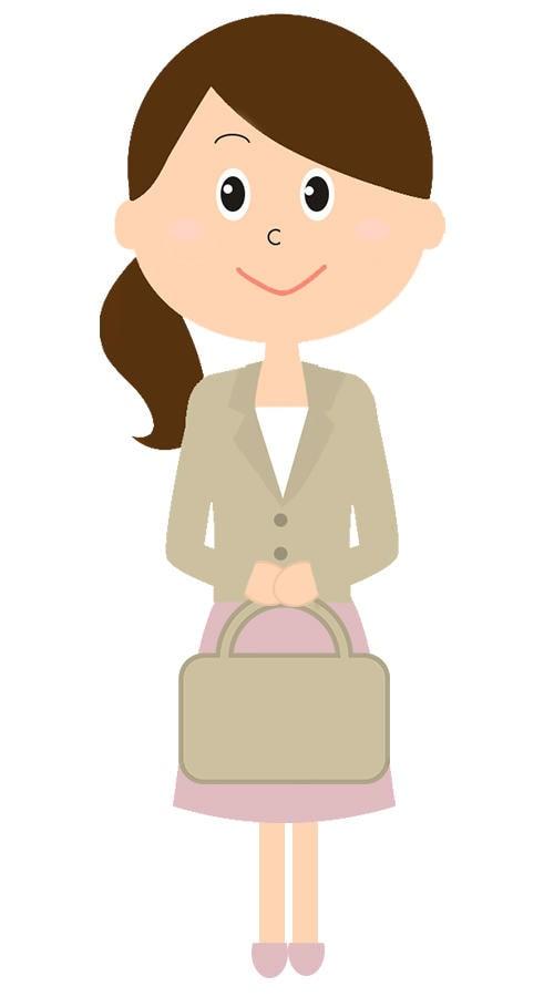 主婦が面接に着ていく服装(私服の場合)