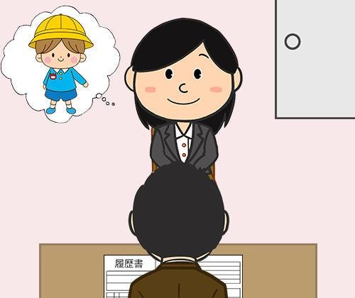 子育て主婦が面接でよく聞かれる質問と答え方のアイキャッチ画像