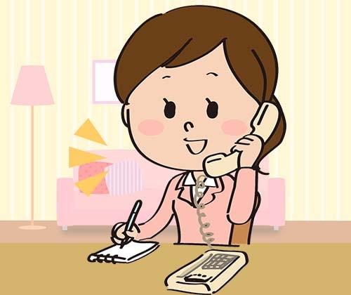 主婦が就職活動で好印象を与える電話マナーのアイキャッチ画像